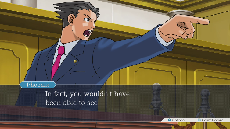 Phoenix Wright: Ace Attorney Trilogy