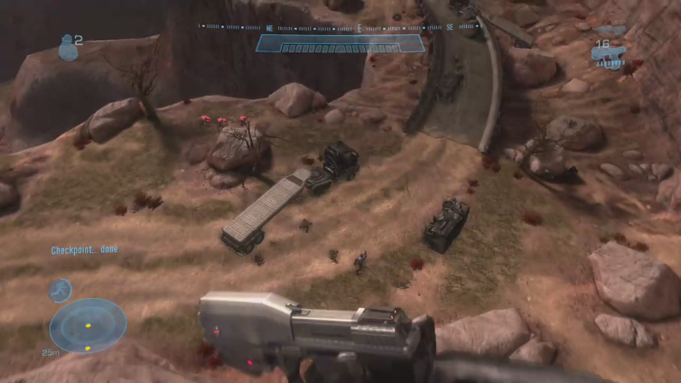 My Lord RNGesus playing Halo: Reach