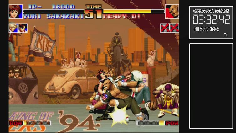 ACA NEOGEO THE KING OF FIGHTERS '94