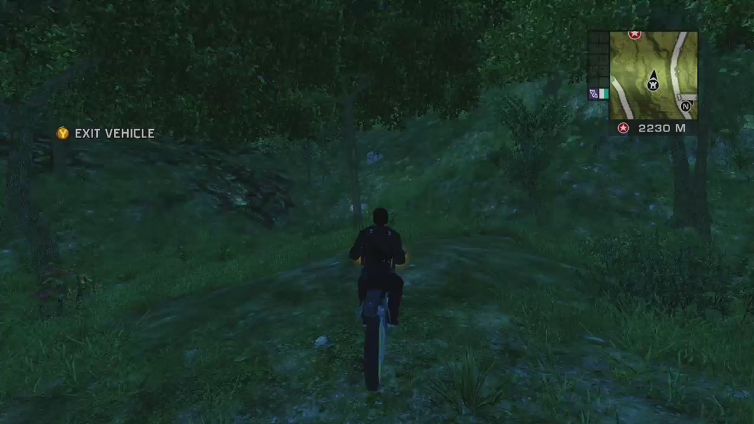 Bythred666 playing Just Cause