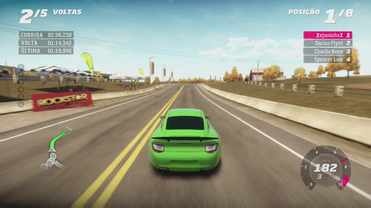 XxJuninhxX playing Forza Horizon